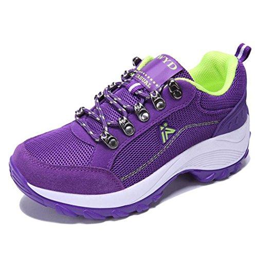 [해외][star e business] 운동화 여성 패션 통기성이 뛰어난 경 등산화 트레킹 슈즈 메쉬 경량 무 덥지 않은 스포츠 야외 쿠션 22.5cm-25.0cm/[star e business] walking shoes ladies fashionable breathable outstanding light mountaineering shoes tre...