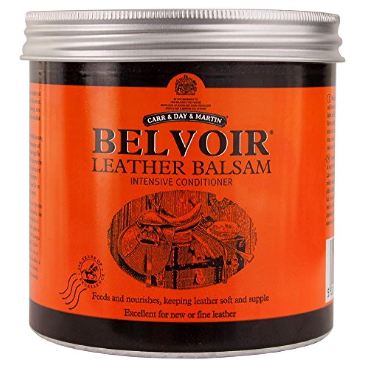 モーター嵐夕食を食べるCarr And Day And Martin Belvoir Leather Balsam Intensive Conditioner - Orange,