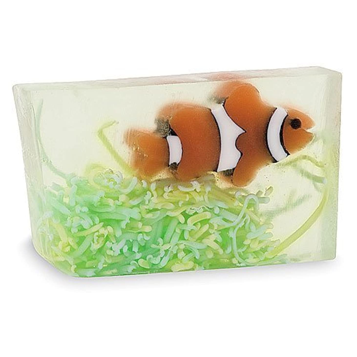 許す侮辱無効Primal Elements SWCFISH Clownfish 5.8 oz. Bar Soap in Shrinkwrap
