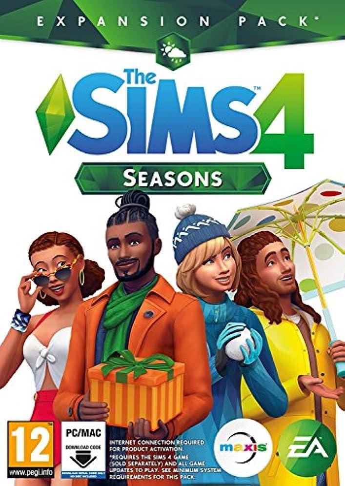レキシコンスカート対応The Sims 4 Seasons (PC Download Code in a Box) (輸入版)