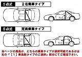 アルト[HA22S]用 5点式ロールバー[スチール]定員乗車Type