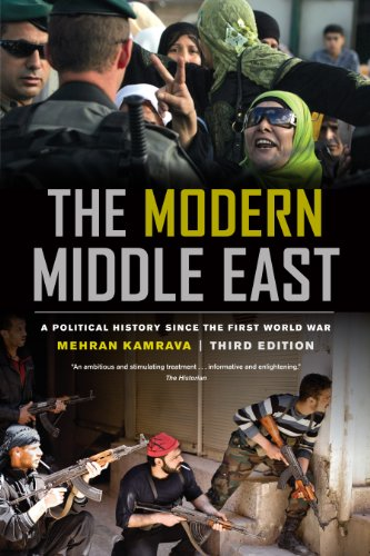 The Modern Middle East, Third Edition: A Political History since the First World War (English Edition)