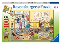 At The Vet's 100 Piece Puzzle [並行輸入品]