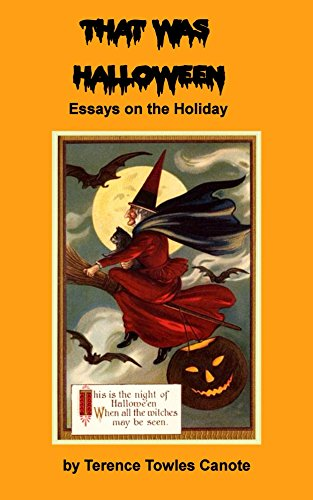 That Was Halloween (English Edition)