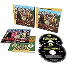 Sgt. Pepper's Lonely Hearts Club Band (50Th Anniversary Japanese Deluxe Edition/2Cd)