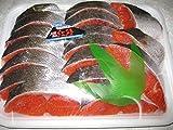 薩摩国男海産 紅鮭半身切り身
