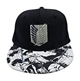 Great Eastern Entertainment Attack On Titan Levi &Eren Fitted Cap [並行輸入品]