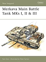 Merkava Main Battle Tank MKs I, II & III (New Vanguard)