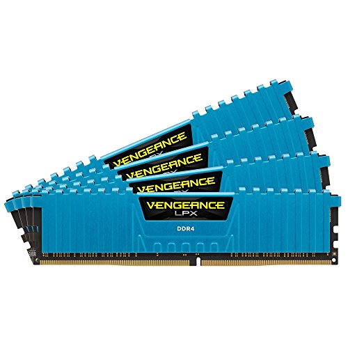 CORSAIR DDR4 メモリモジュール VENGEANCE LPX Series 8GB×4枚キット CMK32GX4M4A2400C14B
