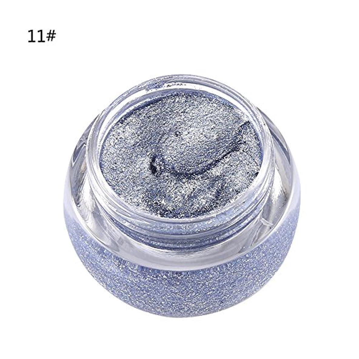 やさしくミニシャープアイシャドウ 単色 化粧品 光沢 保湿 キラキラ 美しい タイプ 11