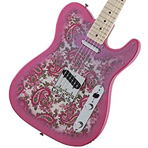 Fender / Made in Japan Traditional 69 Telecaster Maple Fingerboard Pink Paisley フェンダー エレキギター