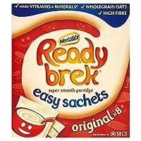 準備Brek小袋8×30グラム - Ready Brek Sachets 8 x 30g [並行輸入品]
