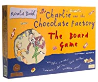 Charlie and the Chocolate Factory the Board Game [並行輸入品]