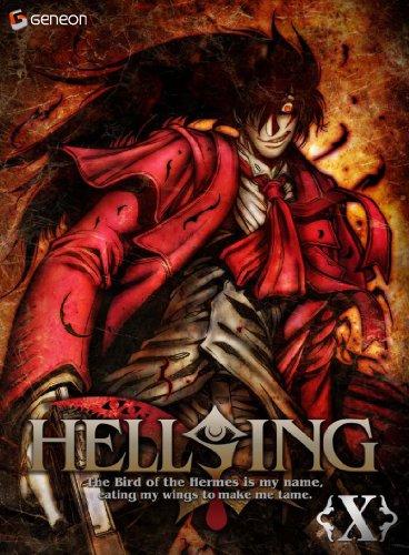 HELLSING OVA X 〈初回限定版〉 [DVD]の詳細を見る