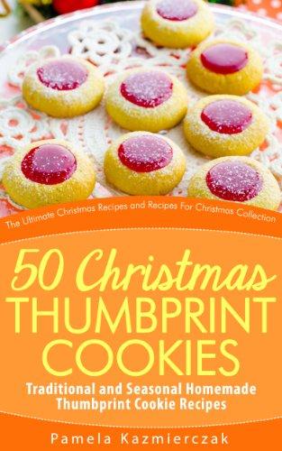 50 Christmas Thumbprint Cookie...