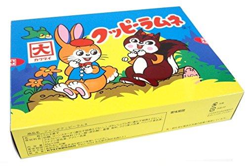 カクダイ製菓 ジャンボクッピー 65g×4袋