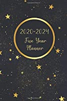 2020-2024 Five Year Planner: My Stars Pocket Planner Monthly | Agenda January 2020 To December 2024 | 60 Months Calendar Schedule Organizer (Pretty 2020-2024 Planner)