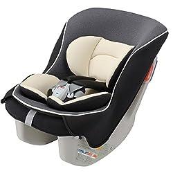 コンビ Combi チャイルドシート コッコロ S UX セサミ (新生児~4歳頃対象) 取付け簡単コンパクト設計