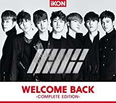 iKON「JUST GO」のジャケット画像
