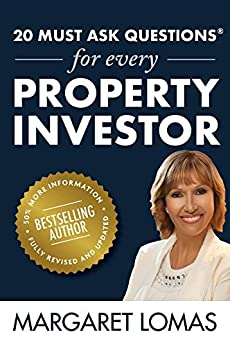 20 Must Ask Questions® For Every Property Investor: Bestselling Author. 40% More Information. Fully Revised and Updated by [Lomas, Margaret]
