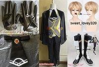 Fate/Grand Order ヘンリー・ジキル&ハイド コスプレ衣装 +ウィッグ+靴 全セット