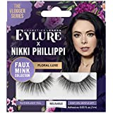 Eylure X The Vlogger Series Floral Luxe Lashes Nikki Phillippi (Pack of 1)