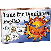 イーエルアイ ゲーム Time for Dominoes 【英語 教材 ゲーム】 ELI Games 正規品