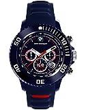 [アイスウォッチ] ICE WATCH 腕時計 クロノグラフ BMW Motorsport モータースポーツ Chrono ビッグ クオーツ BM.CH.DBE.B.S.13 メンズ [並行輸入品]