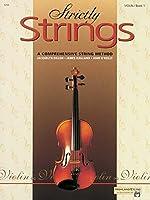 Strictly Strings: A Comprehensive String Method Book 1 : Viola