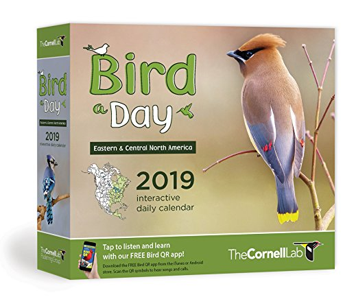 Bird-A-Day 2019 Daily Calendar: Eastern & Central North America