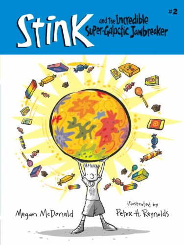 Stink and the Incredible Super-Galactic Jawbreaker (Book #2)の詳細を見る
