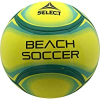 Select Sport Americaビーチサッカーボール、サイズ5、イエロー