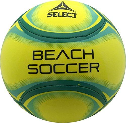 Select Sport America ビーチサッカーボール サイズ5 イエロー