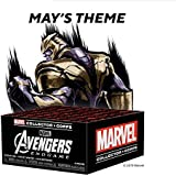 Funko Marvel Collector Corps Subscription Box, Avengers Endgame Theme, May 2019, Medium Shirt