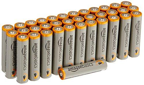 Amazonベーシック 乾電池 アルカリ 単4形 36個パック