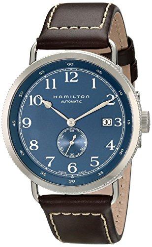 [ハミルトン]HAMILTON 腕時計 KHAKI NAVY PIONEER 40MM(カーキ ネイビー パイオニア) H78455543 メンズ 正規保証【正規輸入品】