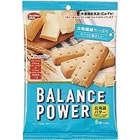 ハマダコンフェクト バランスパワー 北海道バター  6袋(12本入)×5個
