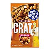 江崎グリコ クラッツ 鶏の唐揚げ味 42g×10個