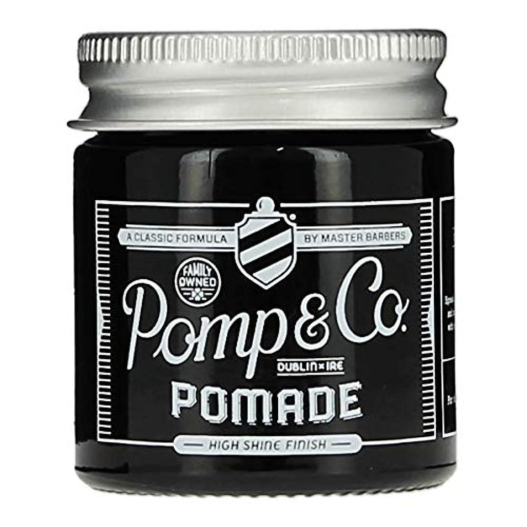 強制的中で反抗Pomp & Co ポマード 1oz/ 28ml[海外直送品] [並行輸入品]