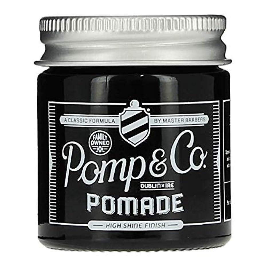 新年注釈を付ける賞賛するPomp & Co ポマード 1oz/ 28ml[海外直送品] [並行輸入品]
