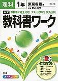 中学教科書ワーク 東京書籍版 新編 新しい科学 1年