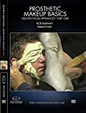 Prosthetic Makeup Basics - Gelatin Facial Appliances - Part 1 by Rob Burman