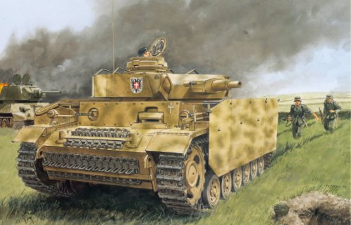 1/72 III号戦車N型 シュルツェン付き