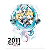 HATSUNE MIKU 2011 CALENDAR 【カレンダー】