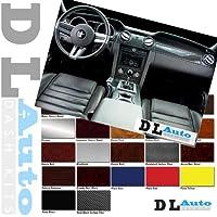 DL AutoダッシュキットMitsubishi Eclipse 2006200720082009201020112012–フルキットW / Manual Transmission–親 ブラック DLA--MTB-7B--V1521--C16