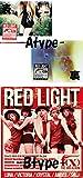 f(x) 3集 - Red Light ( 韓国盤 )( 初回限定特典11点 ) ( 韓メディアSHOP限定 )