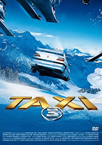 【Amazon.co.jp限定】TAXi3 廉価版 [DVD] (TAXi ダイヤモンド・ミッション ポスタービジュアルブロマイド付)