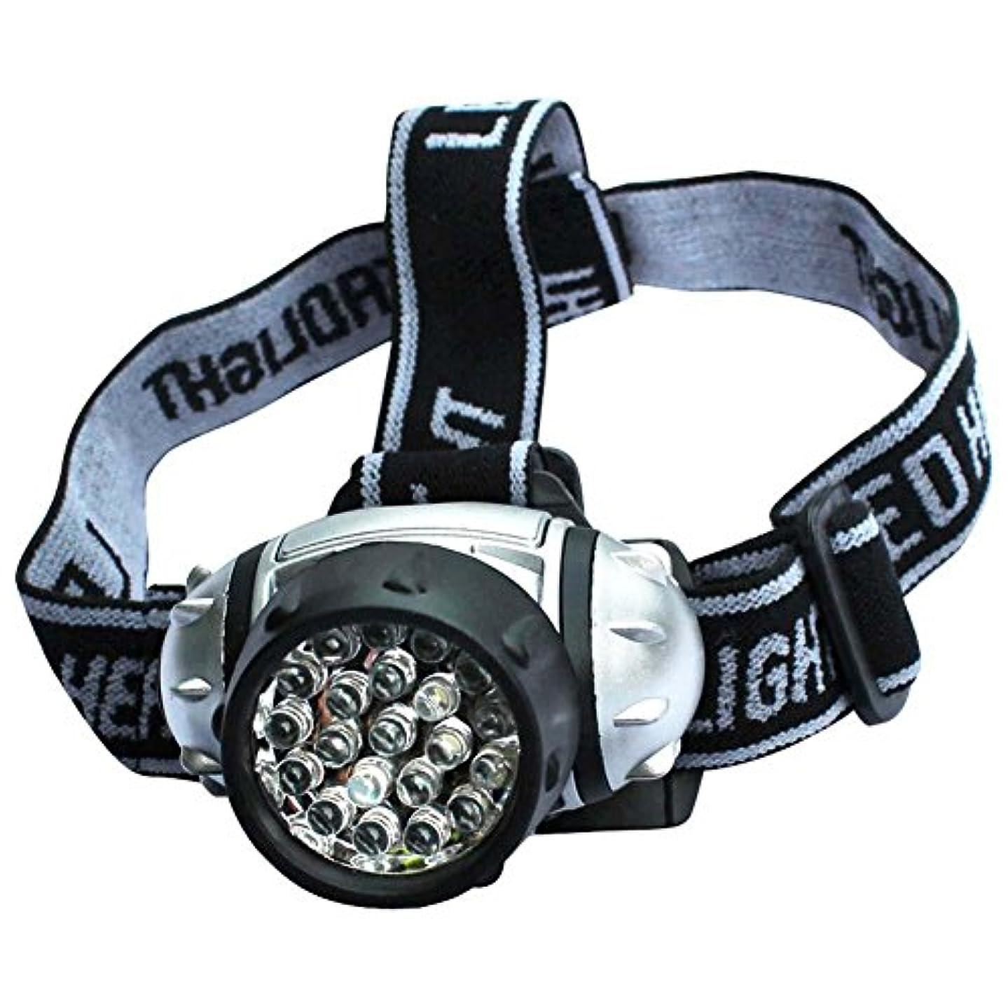 迅速純粋な合併症XIAOBUDIAN 21 LEDランプビーズ4モード防水ヘッドトーチ懐中電灯バイクランプヘッドランプヘッドライトアウトドアフィッシングキャンプ用品ライトマイナーランプ