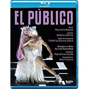 Mauricio Sotelo: El Publico [Blu-ray] [Import]