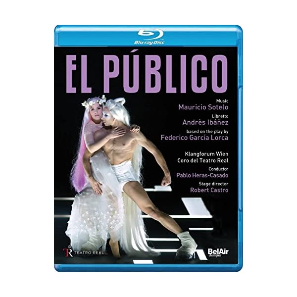 Sotelo: El Publico [Blu-...の商品画像
